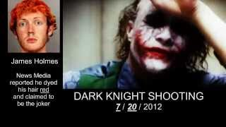 Illuminati Rises : Dawn Of The Dark Knight   (The Aurora Sandy Hook Connection?)