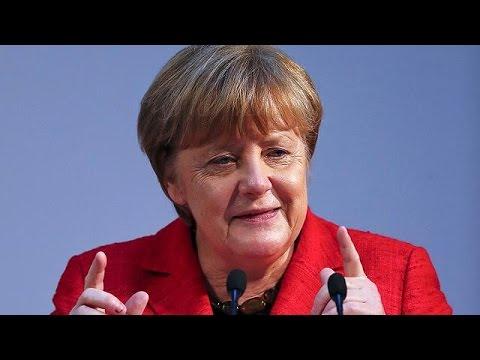Merkel responde à acusação de nazismo de Erdogan