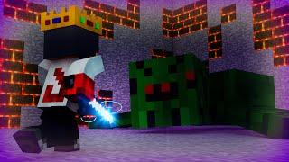 Minecraft: O CASTELO SOMBRÍO - ‹ PESADELO 5 ›