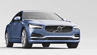 Volvo S90 - All Videos