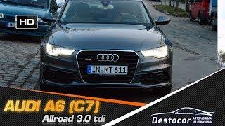 осмотр Audi a6 S Line Quattro, часть 2 Автомобили из Германии - Destacar