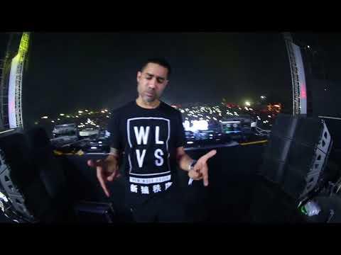 Nucleya drops 'Bhayanak Atma feat. Gagan Mudgal' at Sunburn Arena - Delhi