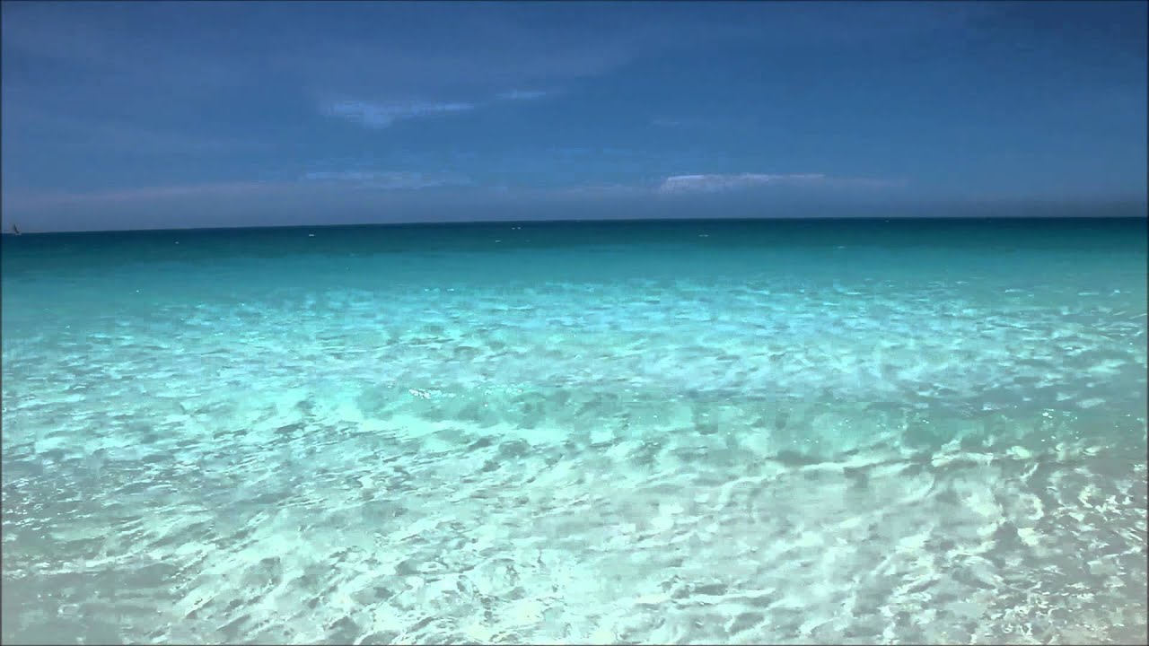 Cayo Santa Maria Beach Cuba