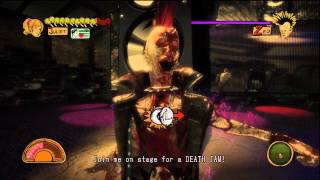 Lollipop Chainsaw - Stage 1 Boss: Zed