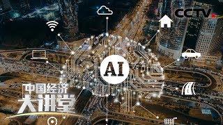 《中国经济大讲堂》 20190808 未来已来,人工智能将如何改变我们的生活?| CCTV财经