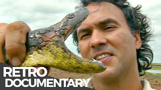 Extreme Jobs: Jet Pilot, Anaconda Expert, Bareback Rodeo Rider | Retro Docs | Free Documentary