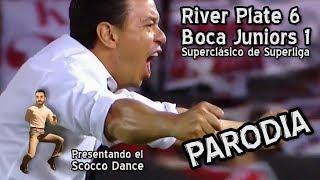 River 6 Boca 1 - Superclásico de Superliga