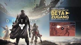 Destiny - Beta Trailer   Deutsch