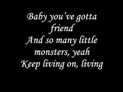 Lady GAGA - Living on the radio 2010 / 2011 Audio - Lyrics - Testo - Traduzione 文本 翻譯