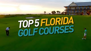 Best Golf Courses In Florida (That You Can Play)