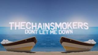 The Chainsmokers - Dont Let Me Down - [Bass Music HDTV]