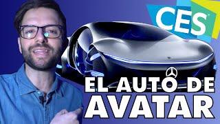 CES 2020: el MÁGICO AUTO DE AVATAR #FlashTech