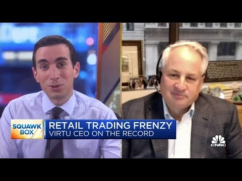 Virtu Financial CEO on controversy surrounding payment for order flow