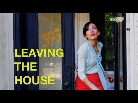 Leaving The House: a SKETCH by UCB's SCRAPS