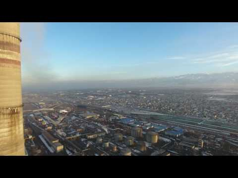 KYRGYZ REPUBLIC: Bishkek Chimney Run