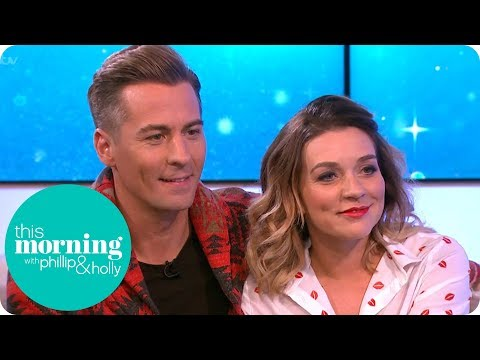 Dancing on Ice's Candice Brown Is So Sad to Be the First One Eliminated | This Morning