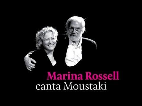 Marina Rossell canta Moustaki (Documental)