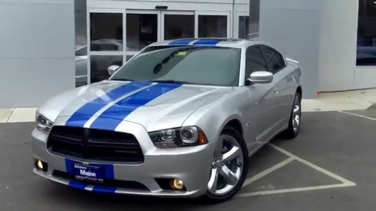 used 2012 dodge charger r t sport muscle car saco maine portland me westbrook youtube. Black Bedroom Furniture Sets. Home Design Ideas