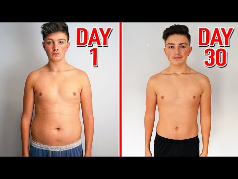 I Lost as Much Weight as Possible in 30 Days (SHOCKING RESULTS)