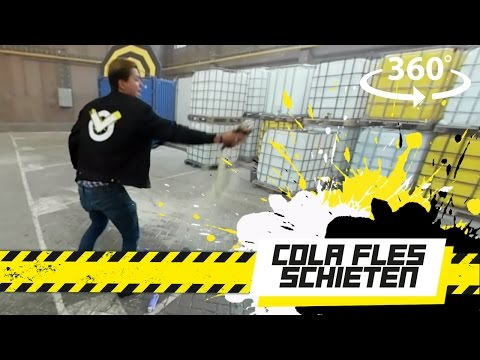 COLA FLES SCHIETEN - CHECKPOINT 360°