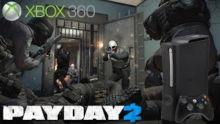 I Bought DLC For Payday 2 On The Xbox 360 . . .