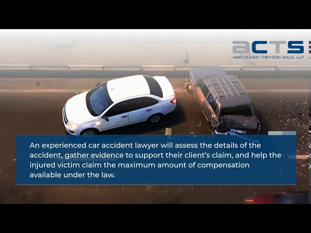 Los Angeles Car Accident Lawyers | ACTS Law