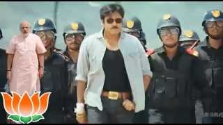 NARENDRA MODI SONG 6, Ghar Ghar Modi. Pawan Kalyan song, The Script Songs,UVM.VAMSI