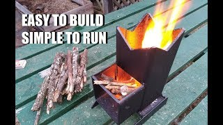 YOUR FIRST ROCKET STOVE