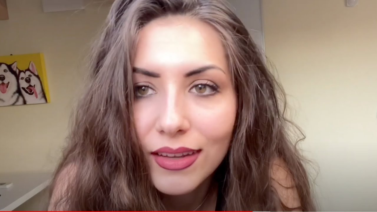 ASMR Brushing: Face, Camera, and Binaural Mic - YouTube