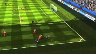 FIFA 14 Android - absalyamov48 VS Olympiakos CFP