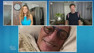 Howie Mandel Has an Interview in Bed While His Wife Tries to Sleep