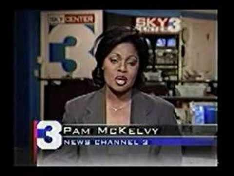 WREG News Channel 3 10pm Open 2000