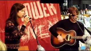 Emmy the Great & Tim Wheeler @ Tower Records Dublin 9/12/11 @1conor YouTube Videos