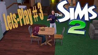 Давайте играть в The sims 2. #3 Пати-Хард!