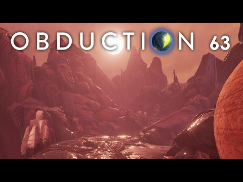 Obduction   Deutsch Lets Play #63   Blind Playthrough   Ingame English