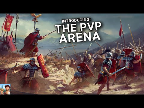 Test your mettle in the revamped PvP Arena! | Forge of Empires