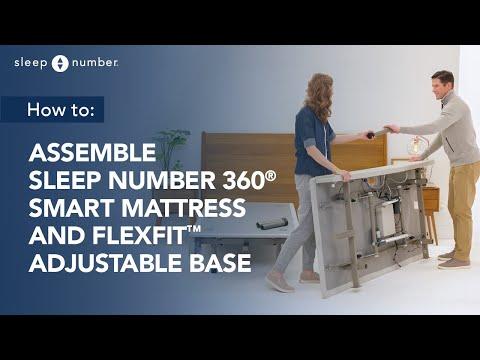 Sleep Number 360® Smart FlexFit™ Adjustable Base Assembly