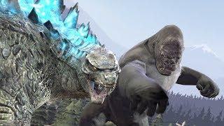 Godzilla vs. Kong But Not Really 2 [SFM]