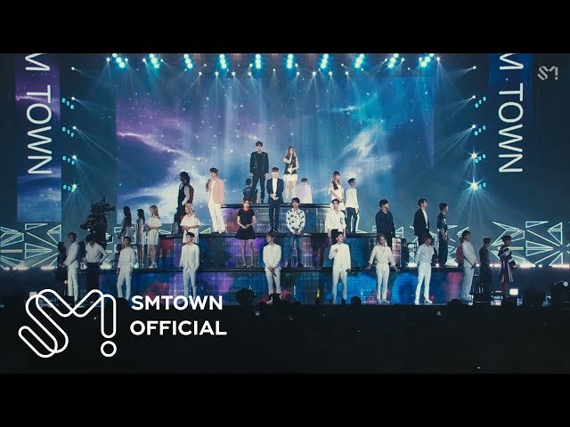 [STATION] SMTOWN 'Dear My Family (Live Concert Ver.)' MV