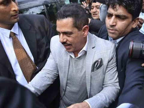 Robert Vadra appears before ED in Jaipur for second consecutive day Mp3