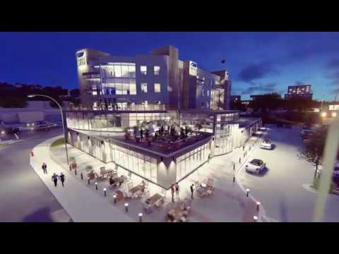 Bridge Plaza Animation - Mankato, MN