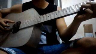 Lời anh chưa thể nói - Học Guitar