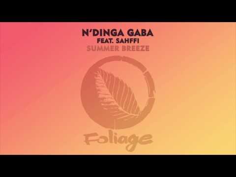 N'Dinga Gaba feat. Sahffi – Summer Breeze (Atjazz Astro Dub)