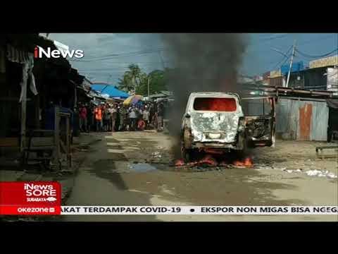 1 Orang Tewas dalam Perkelahian Antar Warga di Pasar Remu Sorong, Papua - iNews Sore 20/04