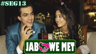 Download lagu Jab We Met #Seg13 With Mohsin Khan & Shivangi Joshi | Telly Reporter Exclusive