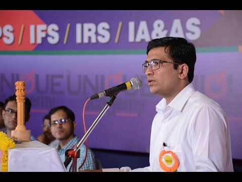 UPSC SUCCESS STORY 2018 - Mayur Suryawanshi  (AIR-373)