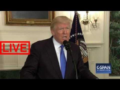 Jun 14, 2017 President Trump complete statement on Alexandria, VA Shooting #VUG