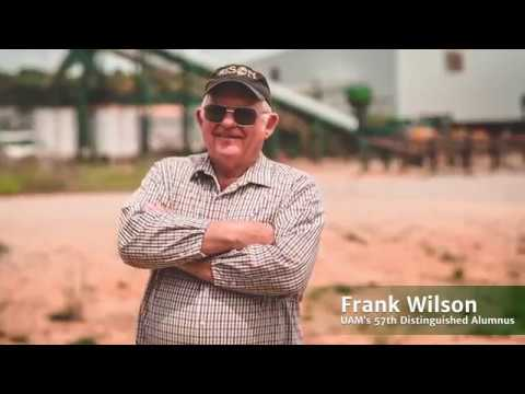 Frank Wilson - University of Arkansas at Monticello Distinguished Alumnus 2019