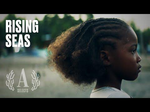 In Rising Seas, a Girl Learns to Swim
