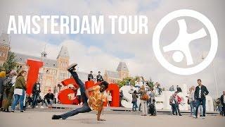 Bboye w Amsterdamie